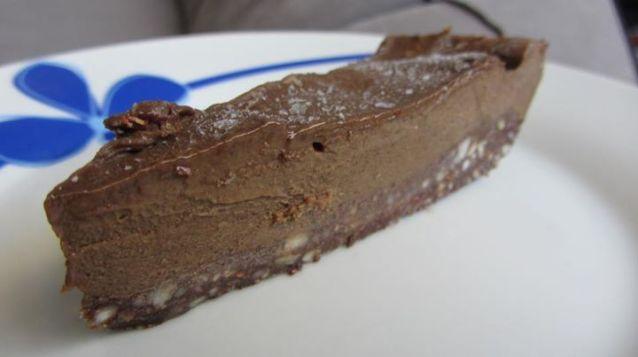 Tarta de Chocolate (No bake)