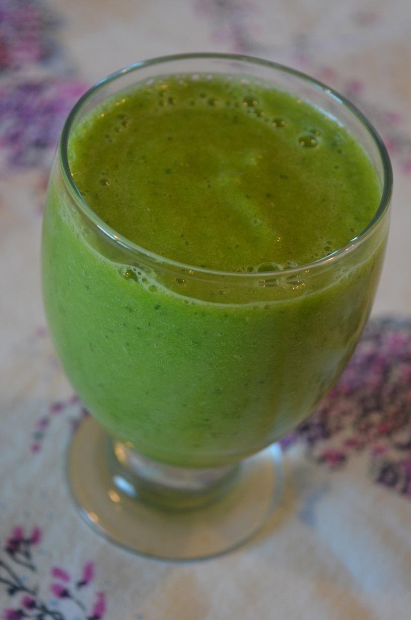 Que ingredientes lleva el jugo verde y para que sirve