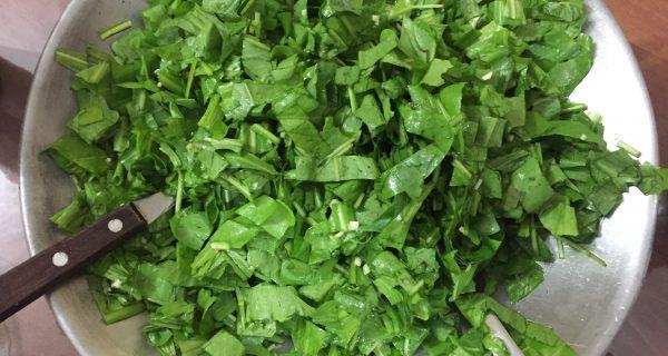 Receta de Ensalada de radicheta (Achicoria)