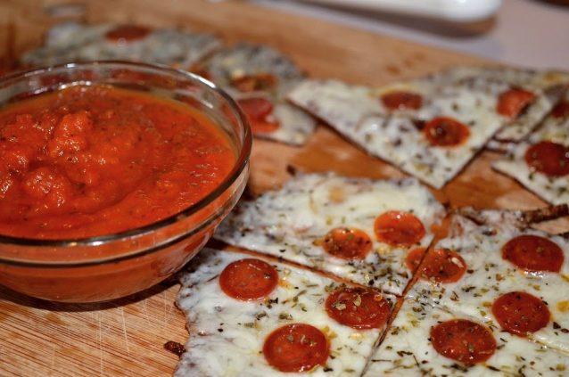 Non-Crust Pizza